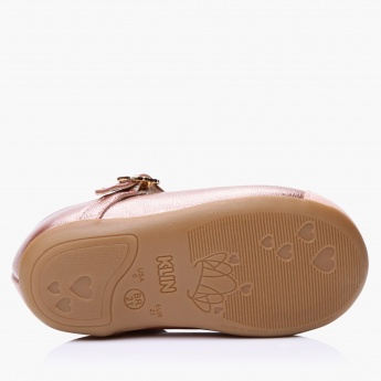 Klin Slip-On Shoes with Hook and Loop Closure