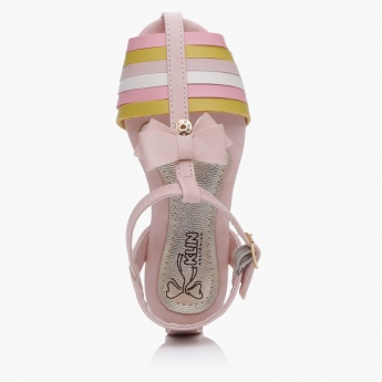 Klin Sandals with Buckle Closure