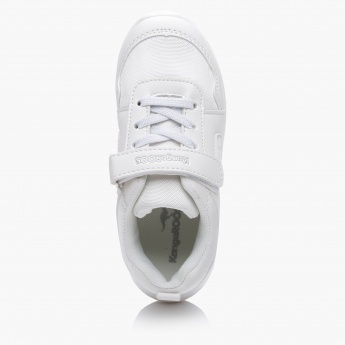 KangaROOS Hook and Loop Strap Sneakers