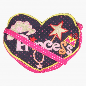 Little Missy Embroidered Crossbody Bag