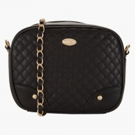 Missy Quilted Crossbody Bag