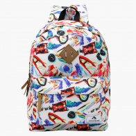 Skechers All Over Print Backpack