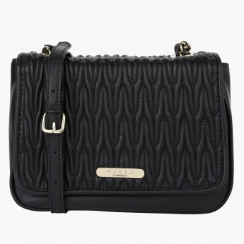 Marla London Crossbody Textured Bag
