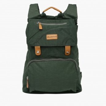 Duchini Backpack with Zip Closure