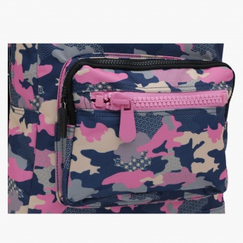 Missy Camouflage Backpack