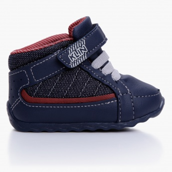 Klin High Tops Velcro Shoes