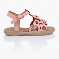 Ortrope T-strap Cut-out Sandals