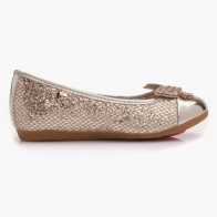 Pampili Glitter Slip-on Flats