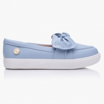 Lee Cooper Slip-On Shoes with Bow