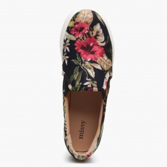 Missy Slip-On Canvas Shoes