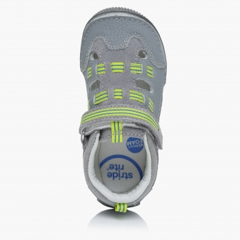 Stride Rite Hook and Loop Strap Sneakers