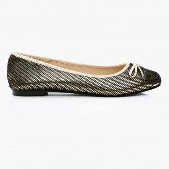 Missy Slip-On Ballerina Shoes