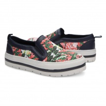 Missy Floral Print Shoes
