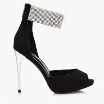 Celeste Cuffed Heel Shoes