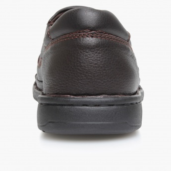 Duchini Solid Colour Slip-On Shoes