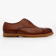 Elle Oxfords with Brogue Details