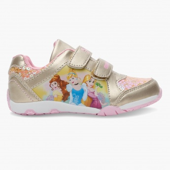 Disney Princess Velcro Sneakers