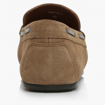 Duchini Slip-On Moccasins Shoes