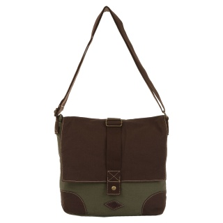 Lee Cooper Dual-tone Messenger Bag
